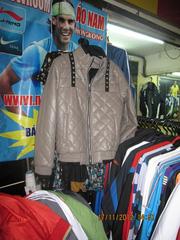 Ảnh số 82: Áo khoác nam phao body hongkong, bán sỉ thiên long 50 hàng gà - Giá: 300.000