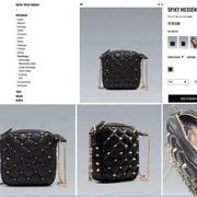 Ảnh số 12: Zara auth trần trám nạm đinh - Giá: 660.000