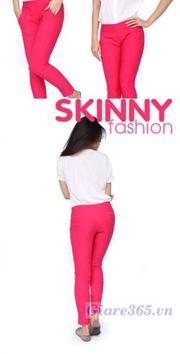 Ảnh số 20: Quần Skinny Nhiều màu 8 - Giá: 65.000
