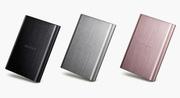 Ảnh số 2: Ổ cứng di động SONY 500GB-3.0 - 7200rpm - Giá: 1.700.000