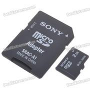 Ảnh số 35: Thẻ nhớ micro SD class 4 (4gb - with adapter) - Giá: 185.000