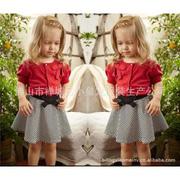 Ảnh số 95: Bộ váy áo bé gái chất cực đẹp cho bé từ 9 ký - Giá: 220.000