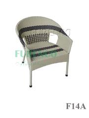 Ảnh số 2: Bàn ghế cafe mây nhựa F14 - Giá: 390.000