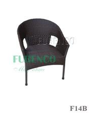 Ảnh số 3: Bàn ghế cafe mây nhựa F14 - Giá: 390.000