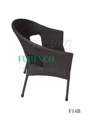 Ảnh số 4: Bàn ghế cafe mây nhựa F14 - Giá: 390.000