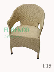 Ảnh số 11: Bàn ghế cafe mây nhựa F15 - Giá: 460.000