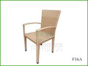 Ảnh số 15: Bàn ghế cafe mây nhựa F16 - Giá: 490.000