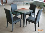 Ảnh số 19: Bàn ghế cafe mây nhựa F16C - Giá: 490.000