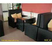 Sofa mây nhựa Furenco