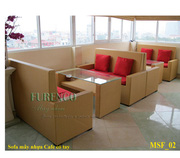 Ảnh số 5: sofa mây nhựa - Giá: 1.000.000
