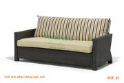 Ảnh số 6: sofa mây nhựa - Giá: 1.000.000