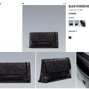 Ảnh số 24: ♥ Zara black messeger ♥ - Giá: 780.000
