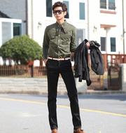 Quần âu nam Hàn Quốc, một phong cách sang trọng