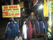 Ảnh số 34: xưởng buôn áo khoác nam hongkong&quang châu THIÊN LONG 50 HÀNG GÀ - Giá: 350.000