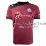 Ảnh số 63: Áo thi đấu Newcastle 2013 - Giá: 110.000