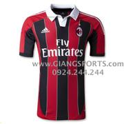 Ảnh số 68: Áo thi đấu AC Milan 2013 - Giá: 110.000