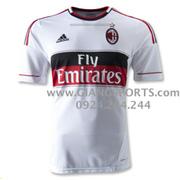 Ảnh số 69: Áo thi đấu AC Milan 2013 - Giá: 110.000