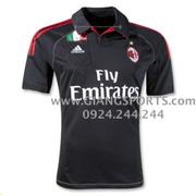 Ảnh số 70: Áo thi đấu AC Milan 2013 - Giá: 110.000