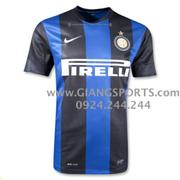 Ảnh số 75: Áo thi đấu Inter Milan 2013 - Giá: 110.000