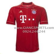 Ảnh số 80: Áo thi đấu Bayern Munich 2013 - Giá: 110.000