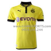 Ảnh số 83: Áo thi đấu Dortmund 2013 - Giá: 110.000