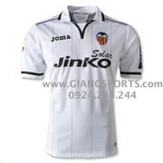 Ảnh số 94: Áo thi đấu Valencia 2013 - Giá: 110.000