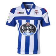 Ảnh số 100: Áo thi đấu Deportivo 2013 - Giá: 110.000