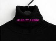 Ảnh số 29: Cận cảnh chất len của áo: - Giá: 150.000