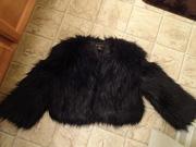 Ảnh số 29: Áo lông đen( lông dài ) - Giá: 1.100.000
