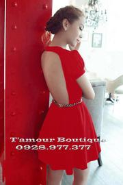 Ảnh số 22: Đầm khoét lưng Yến Trang - Giá: 400.000