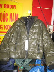 Ảnh số 62: Áo khoác nam phao body hongkong, bán sỉ thiên long 50 hàng gà - Giá: 350.000