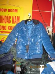 Ảnh số 61: Áo khoác nam phao body hongkong, bán sỉ thiên long 50 hàng gà - Giá: 350.000