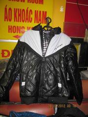 Ảnh số 53: Áo khoác nam phao body hongkong, bán sỉ thiên long 50 hàng gà - Giá: 350.000