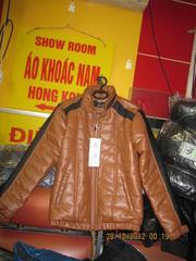 Ảnh số 52: Áo khoác nam phao body hongkong, bán sỉ thiên long 50 hàng gà - Giá: 350.000
