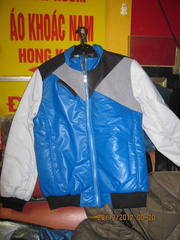 Ảnh số 51: Áo khoác nam phao body hongkong, bán sỉ thiên long 50 hàng gà - Giá: 350.000