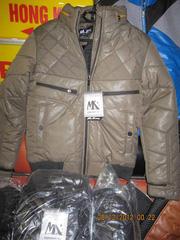 Ảnh số 50: Áo khoác nam phao body hongkong,bán sỉ thiên long 50 hàng gà - Giá: 350.000