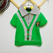 Ảnh số 8: Áo thun kiểu gile cho bé từ 3 thánh -1 tuổi - Giá: 180.000