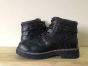 Thanh lý giày da cao cổ VNXK  kiểu dáng Dr, hàng xuất châu Âu