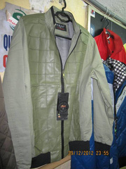 Ảnh số 44: Áo khoác nam phao body hongkong,bán sỉ thiên long 50 hàng gà - Giá: 350.000
