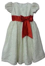 Ảnh số 94: Đầm ren Gymbore chất vải mềm cho bóe từ 3-7 tuổi cực sang - Giá: 260.000