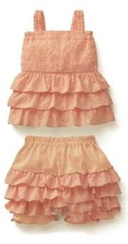 Ảnh số 76: Bộ áo 2 dây quần sọt váy - Giá: 210.000