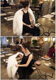 Ảnh số 63: Áo lông trắng ( dáng dài ) - Giá: 1.300.000
