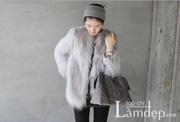 Ảnh số 67: Áo lông kim ánh bạc ( dáng dài ) - Giá: 1.300.000