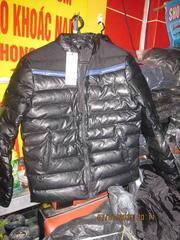 Ảnh số 92: Áo khoác nam phao body hongkong,bán sỉ thiên long 50 hàng gà - Giá: 350.000