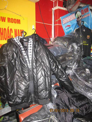 Ảnh số 95: Áo khoác nam phao body hongkong,bán sỉ thiên long 50 hàng gà - Giá: 350.000