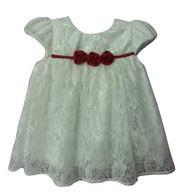 Ảnh số 6: Đầm ren mềm Gymbore cho bé từ 6m-3t kèm quần lót rất xinh - Giá: 210.000