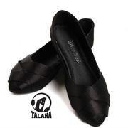 Ảnh số 53: Giày bup bê satin mũi đan chéo thời trang  B014 - Giá: 320.000