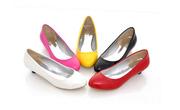 Ảnh số 63: Giày bup bê cách điệu dịu dàng B016 - Giá: 310.000