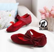 Ảnh số 67: Giày bup bê nơ hoa dễ thương B017 - Giá: 300.000