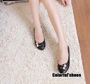 Ảnh số 79: Giày bup bê hạt châu nổi bật B020 - Giá: 320.000